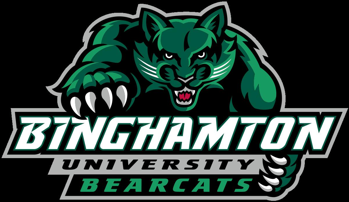 Wildcat clipart bearcat. Binghamton bearcats wikipedia