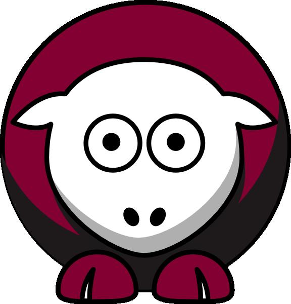 Sheep fordham rams team. Wildcat clipart bobcat football