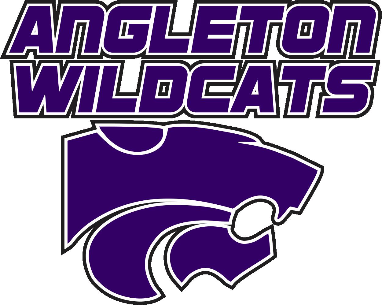 The angleton wildcats scorestream. Wildcat clipart calallen