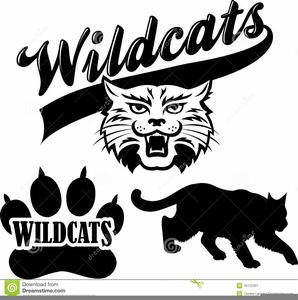Wildcat clipart clip art. Font free images at