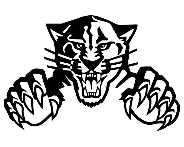 Wildcat clipart drawing. Kentucky free download best