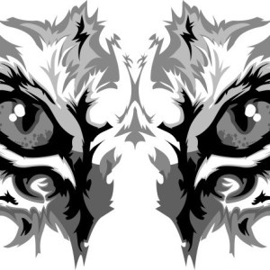 Wildcat clipart eyes. Mascots team logos archives