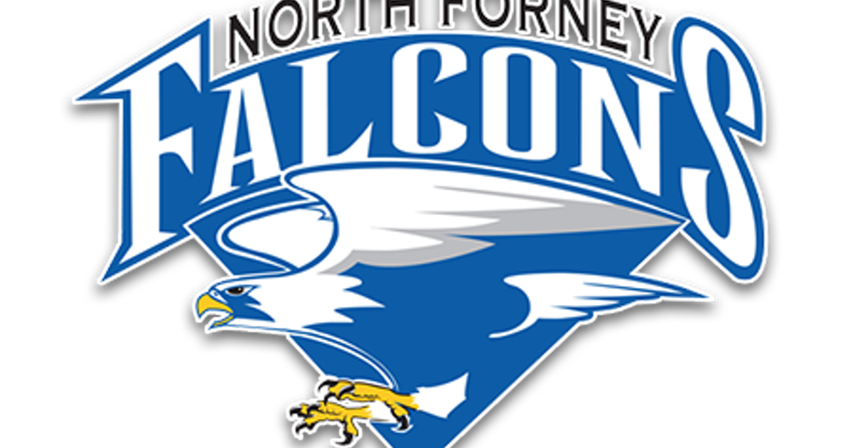 North forney falcons football. Wildcat clipart falcon