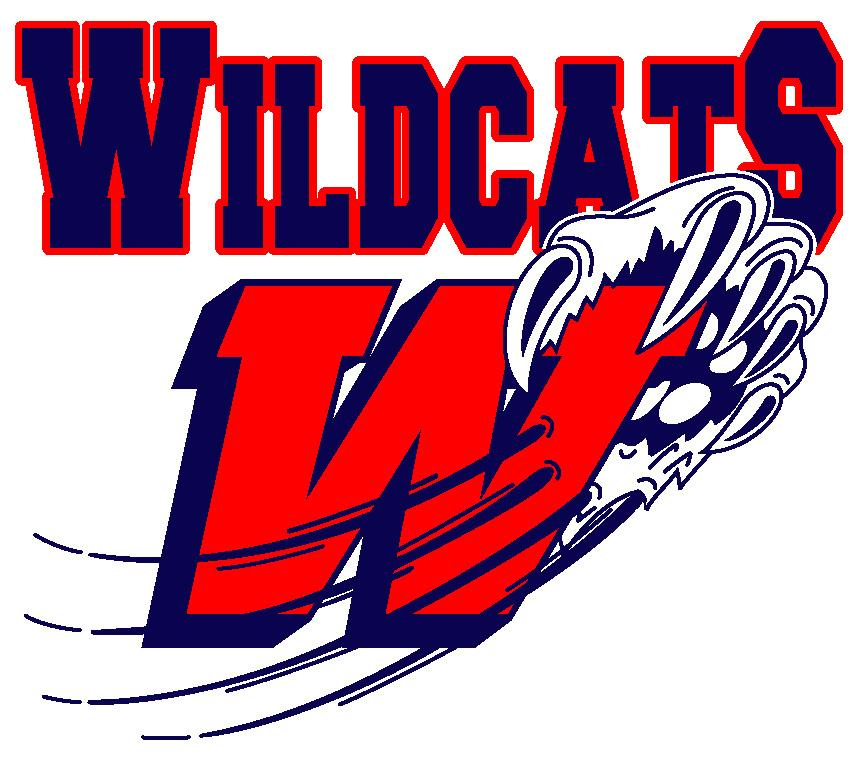 Wildcat clipart high school clarksdale. Wildcats logo best