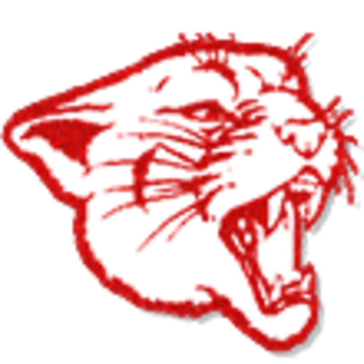 Wildcat clipart high school clarksdale. The christoval cougars vs