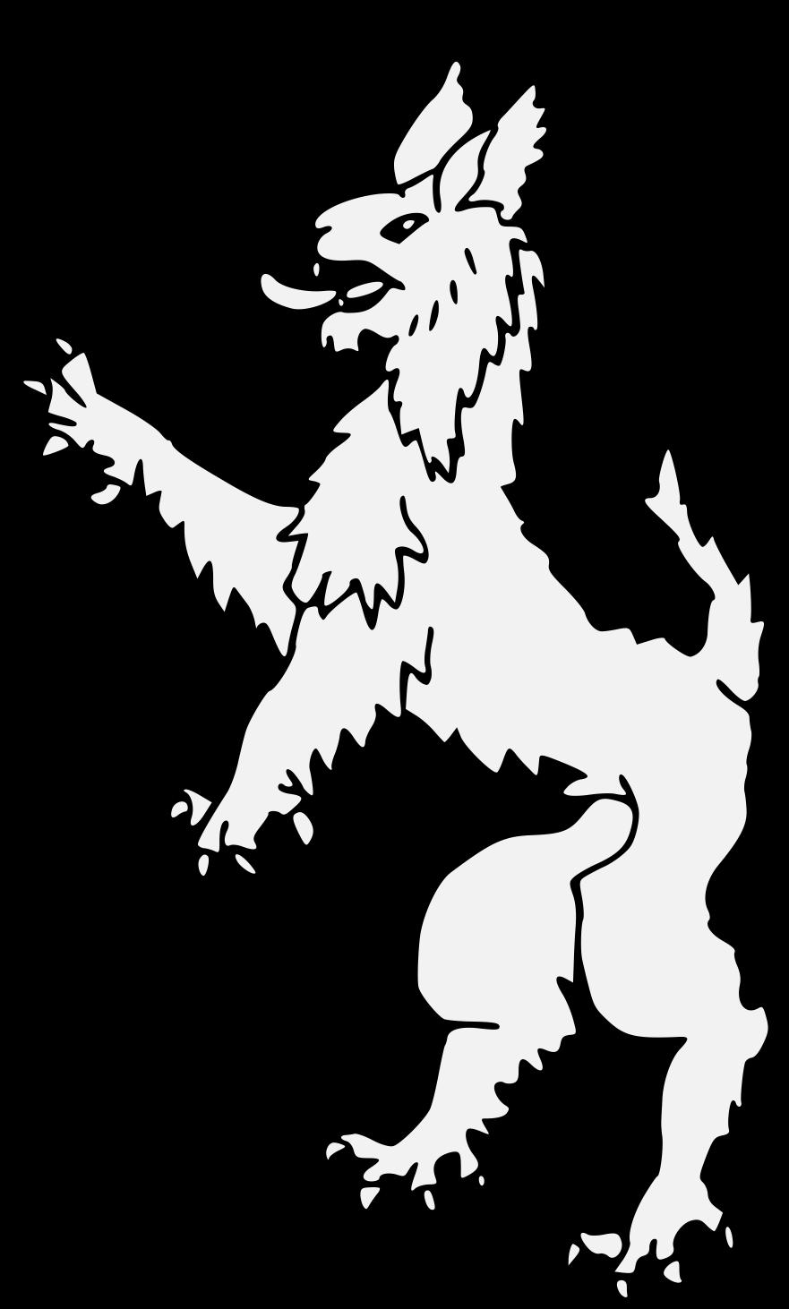 Wildcat clipart lynx. Traceable heraldic art pdf