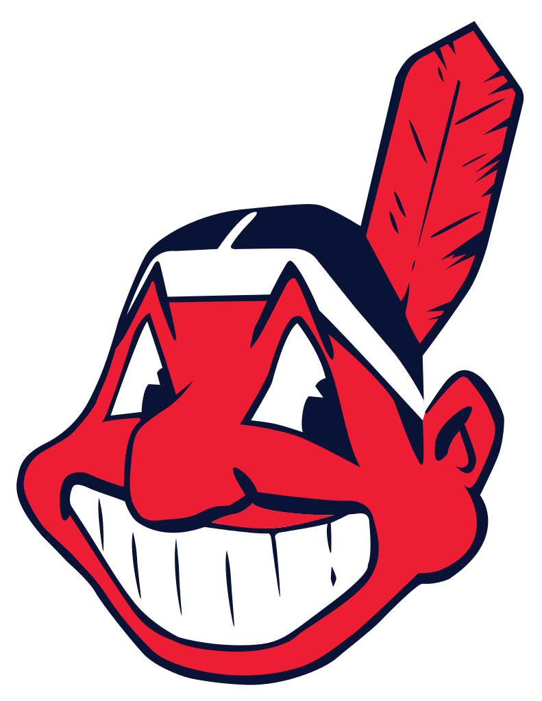 Cleveland indians the th. Wildcat clipart maroon