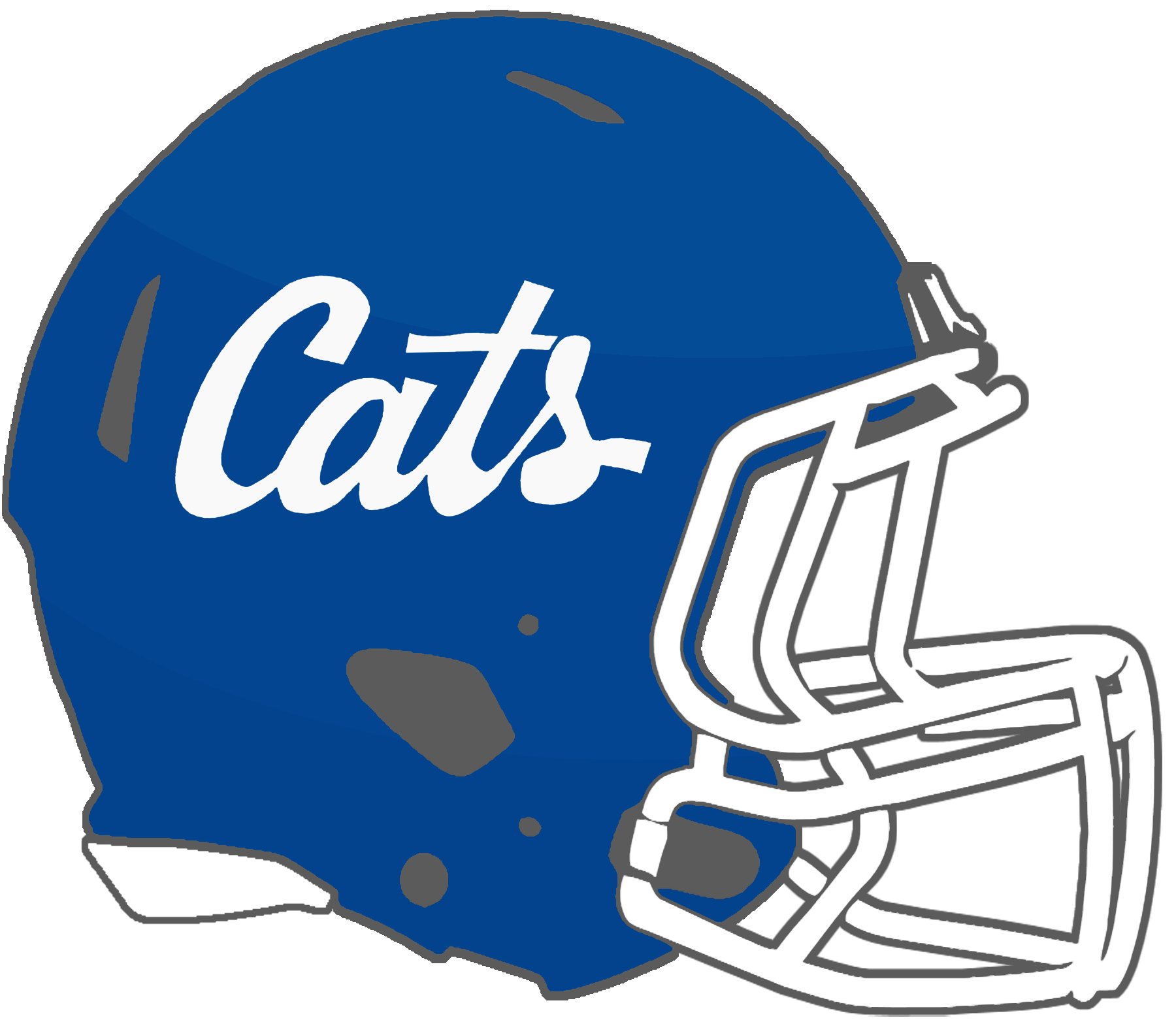 Wildcat clipart meridian. Mississippi high school football