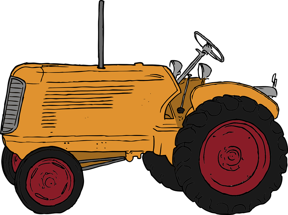 Wildcat clipart monster. Cartoon john deere tractor