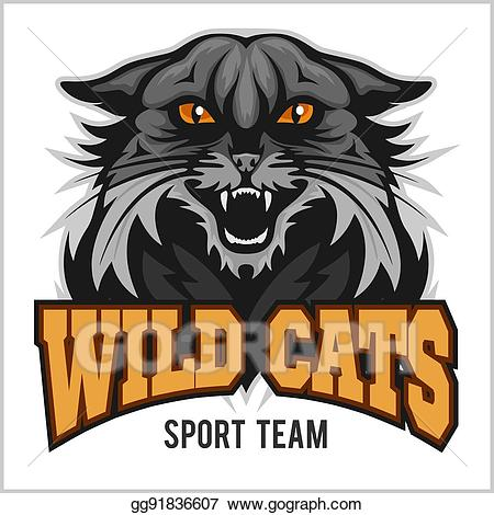 Free download clip art. Wildcat clipart panther eye