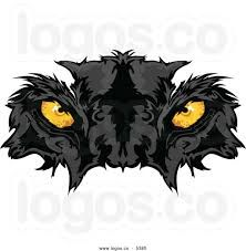 Free purple google search. Wildcat clipart panther eye