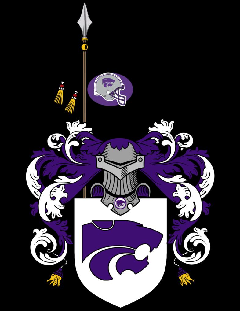 Wildcat clipart purple. K state wildcats coas