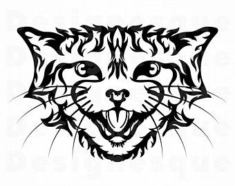 Etsy . Wildcat clipart real