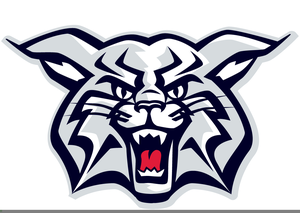 Wildcat clipart real. Free football images at