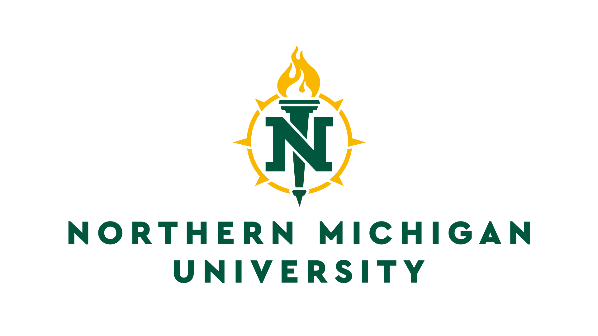 Media logo northern michigan. Wildcat clipart superior