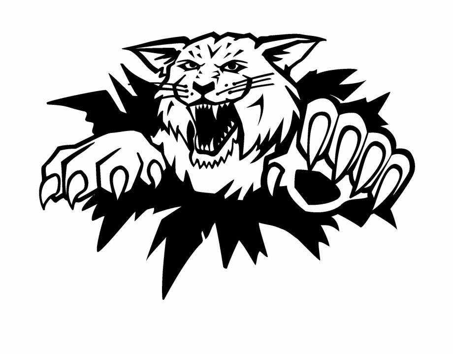 Png livonia high school. Wildcat clipart west shore