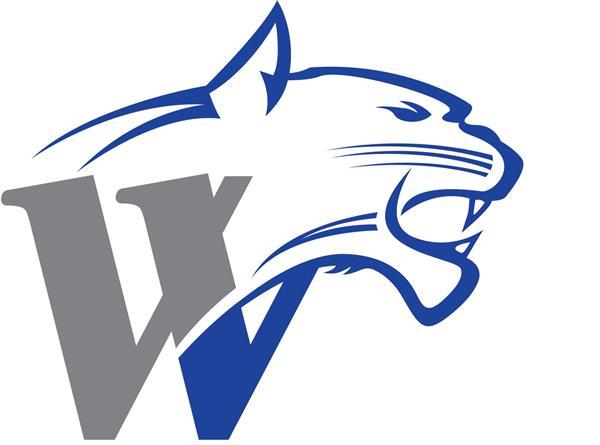 Wildcat clipart whitney. Athletics high school