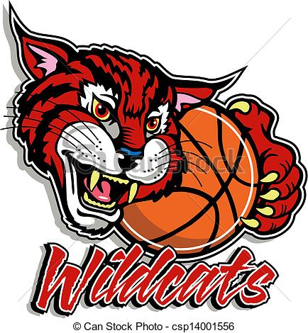 Clip art delimobile . Wildcat clipart wildcat basketball