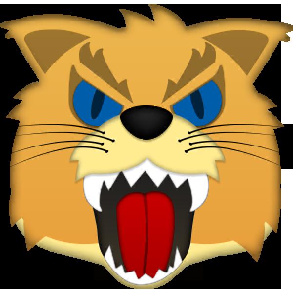 Ncaa mascot emojis for. Wildcat clipart wildcat ky