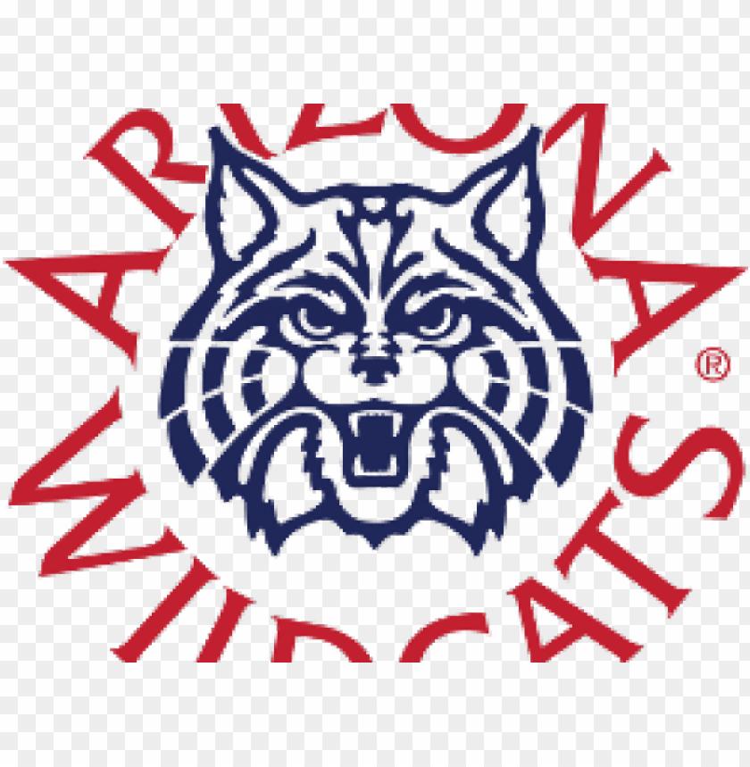 Wildcat clipart wildcats arizona. University of png