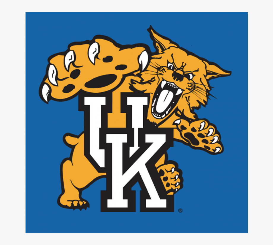 Iron on stickers and. Wildcat clipart wildcats kentucky