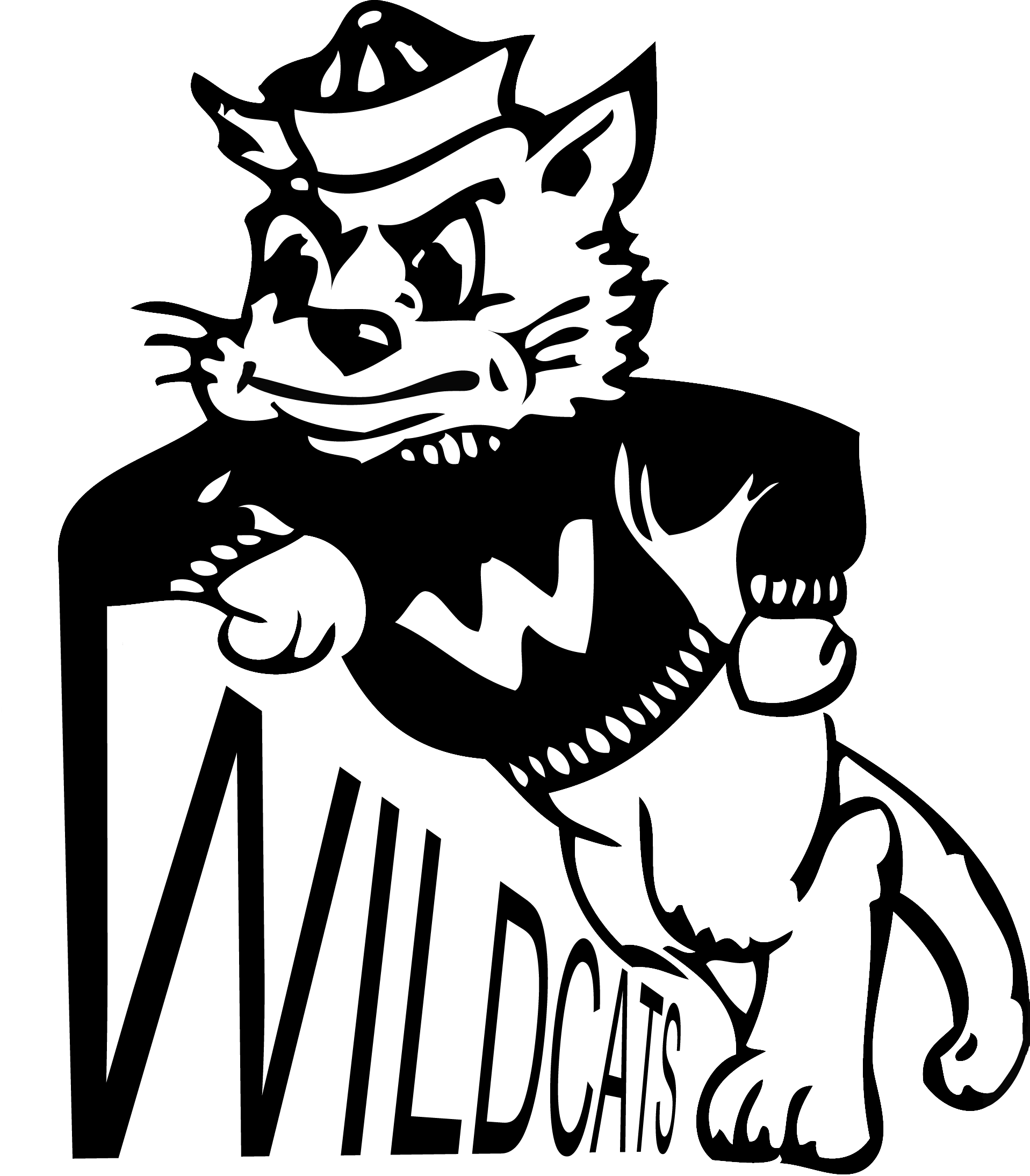 wildcat clipart willie