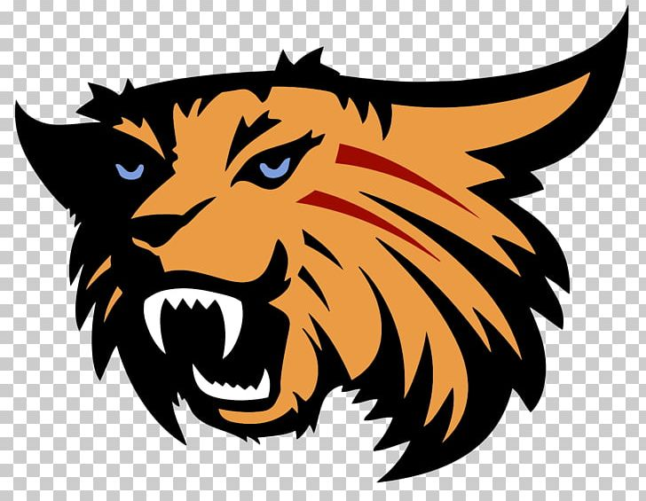 Glen a high school. Wildcat clipart wilson