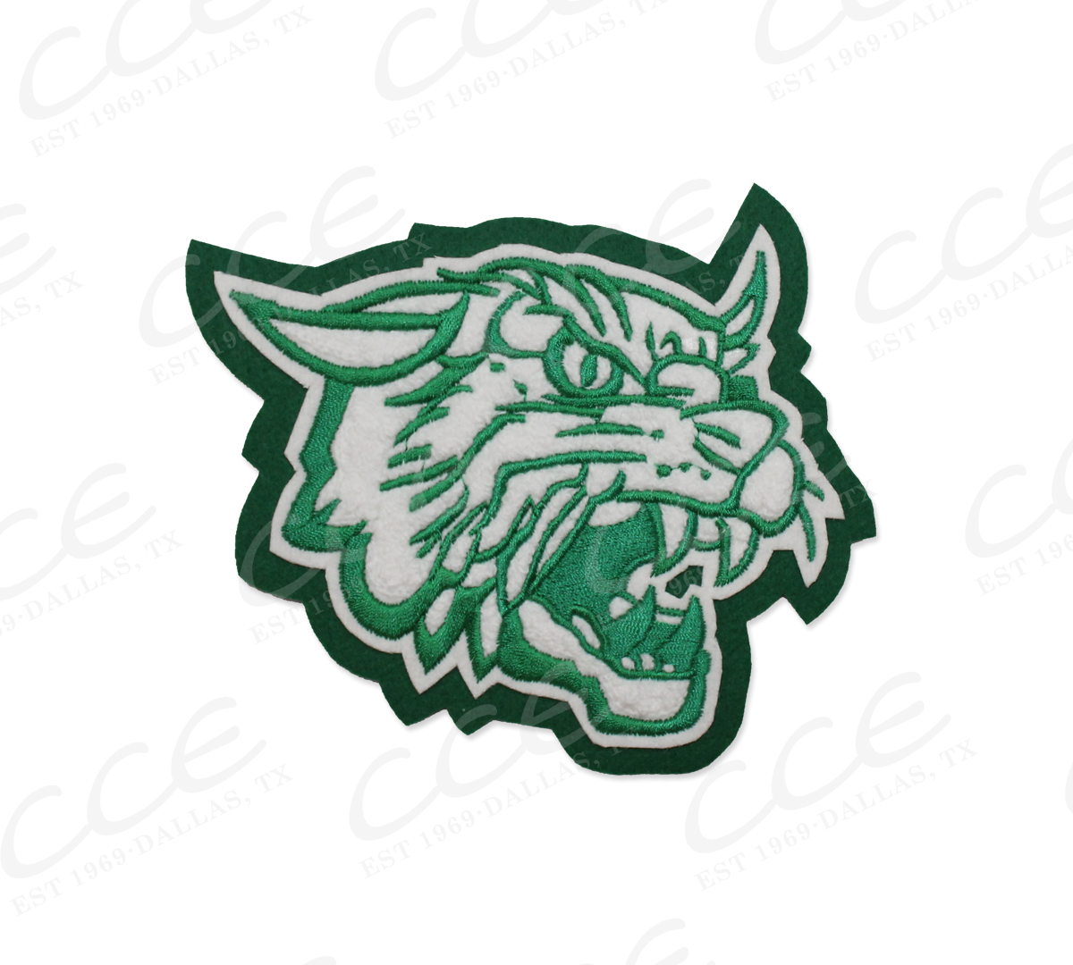 Wildcat clipart woodland. Kennedale hs wildcats sleeve