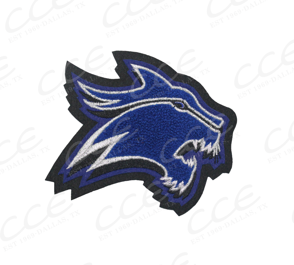 Dekaney hs wildcats sleeve. Wildcat clipart woodland