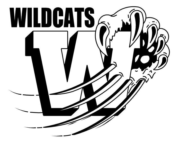 Free baseball cliparts download. Wildcat clipart word