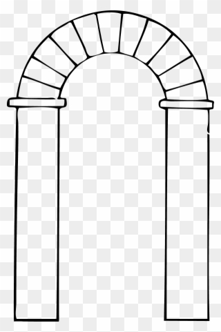 Free png roman clip. Win clipart arched