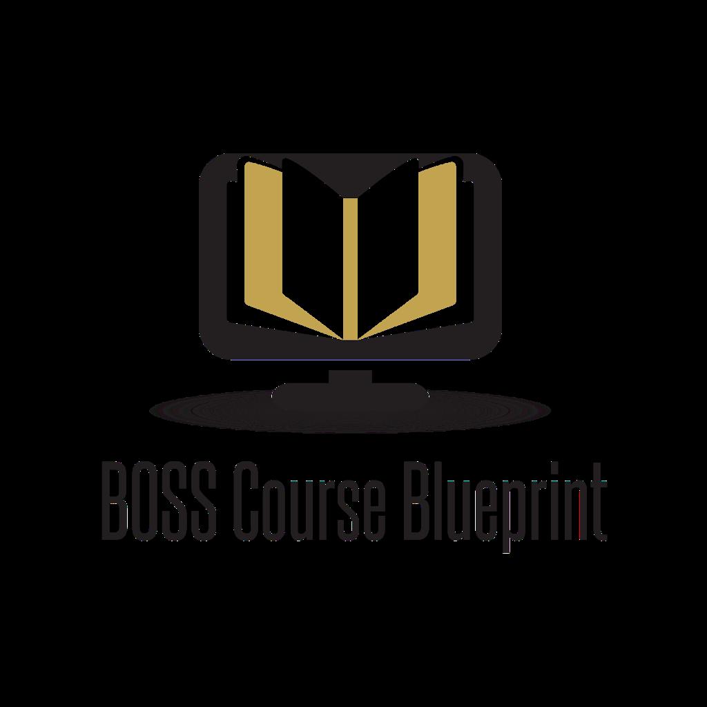 Win clipart blueprint. Boss course concept masterclass