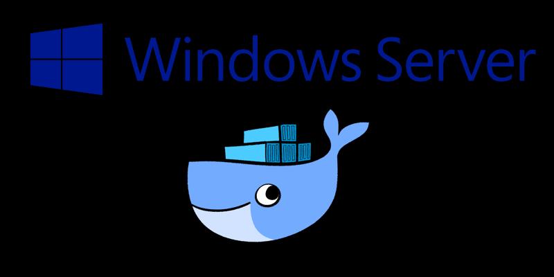 Win clipart building windows. Docker on server blog
