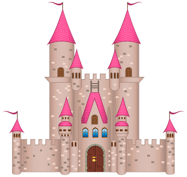 win clipart castle