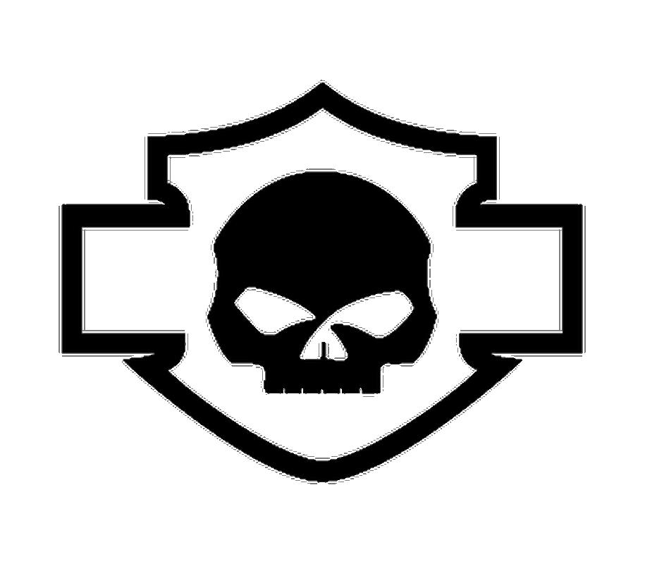 Win clipart fenetre. Harley davidson logo silhouette