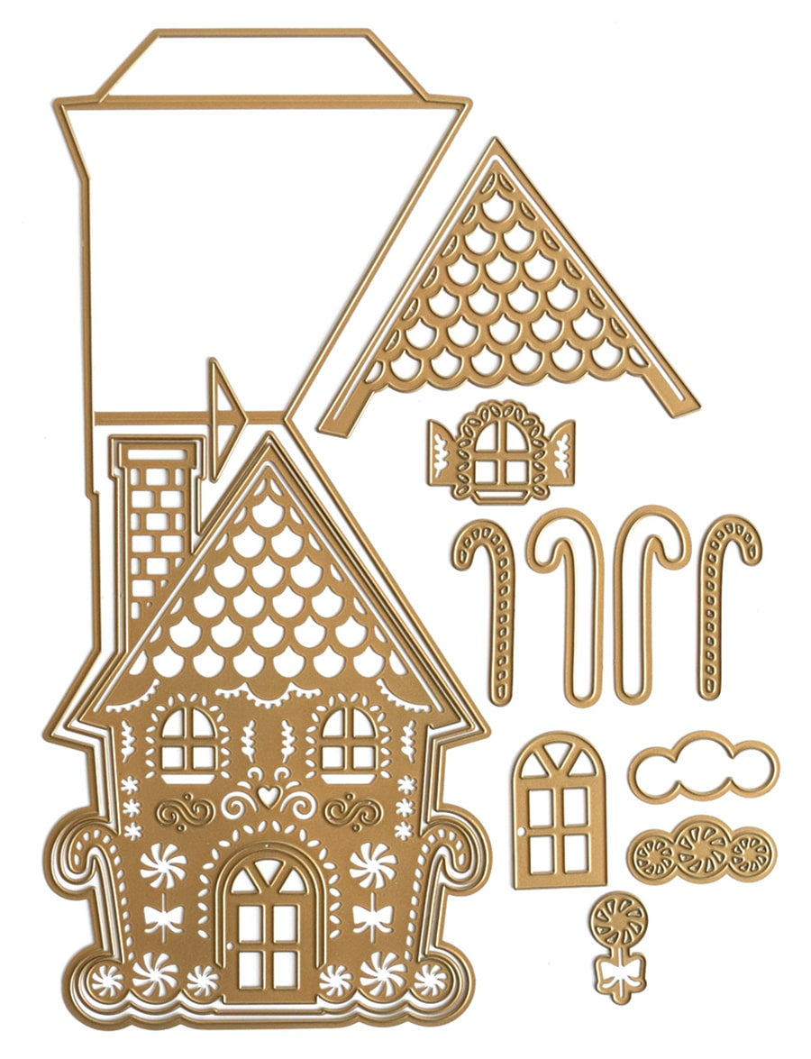 Hsn october nd product. Win clipart gingerbread house window