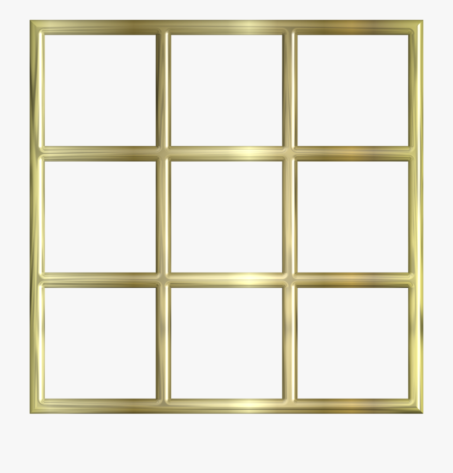 Win clipart house windows. Window rectangle gold frame