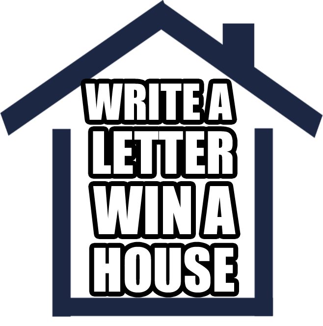 Write a letter . Win clipart house windows