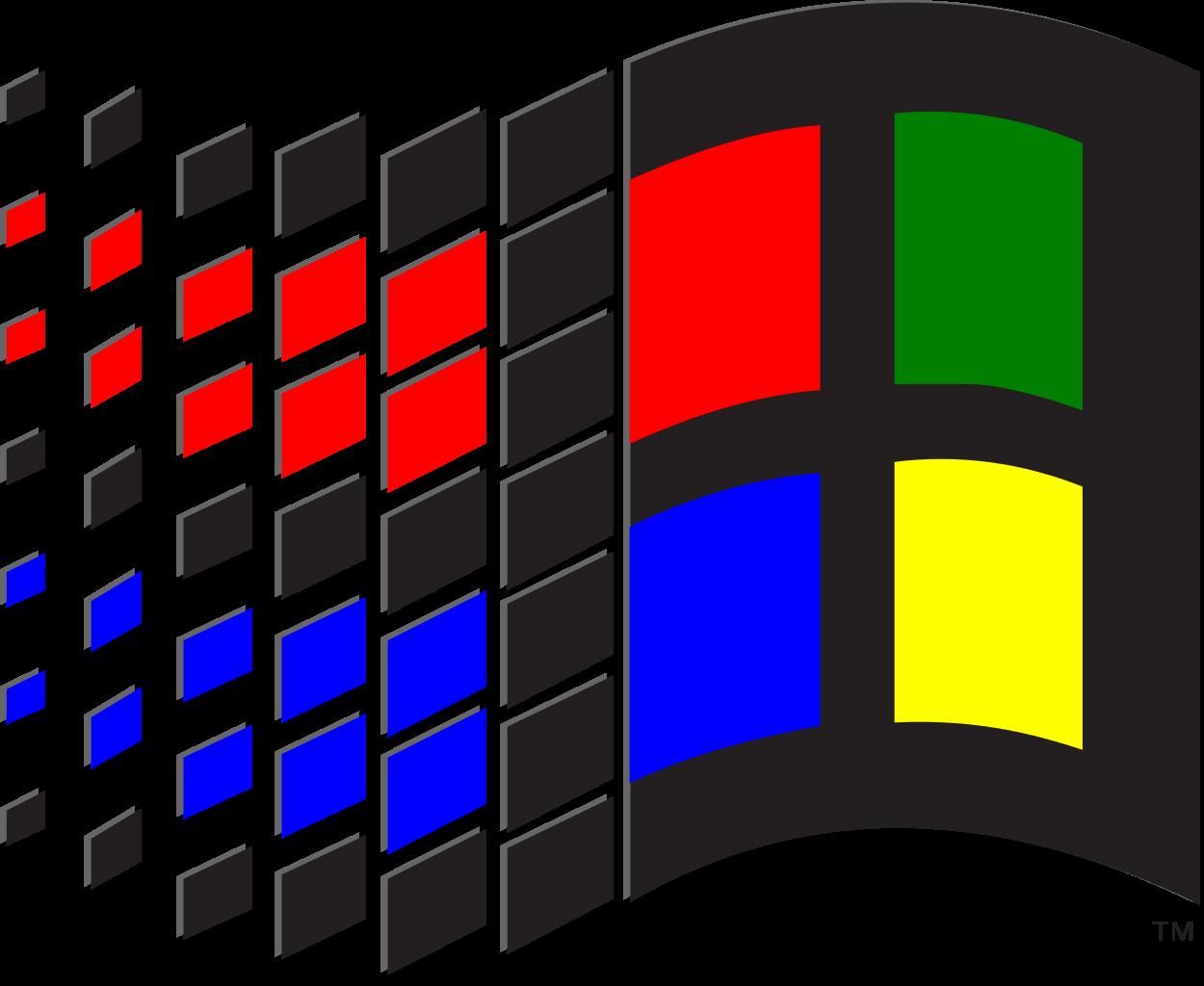 Windows logo szukaj w. Win clipart modern window