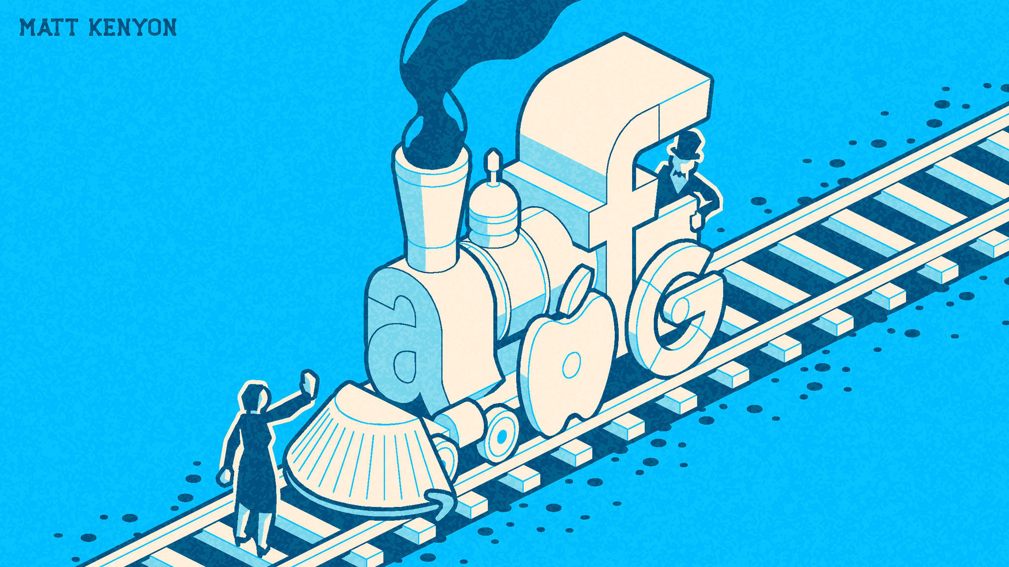 Big tech is america. Win clipart train window