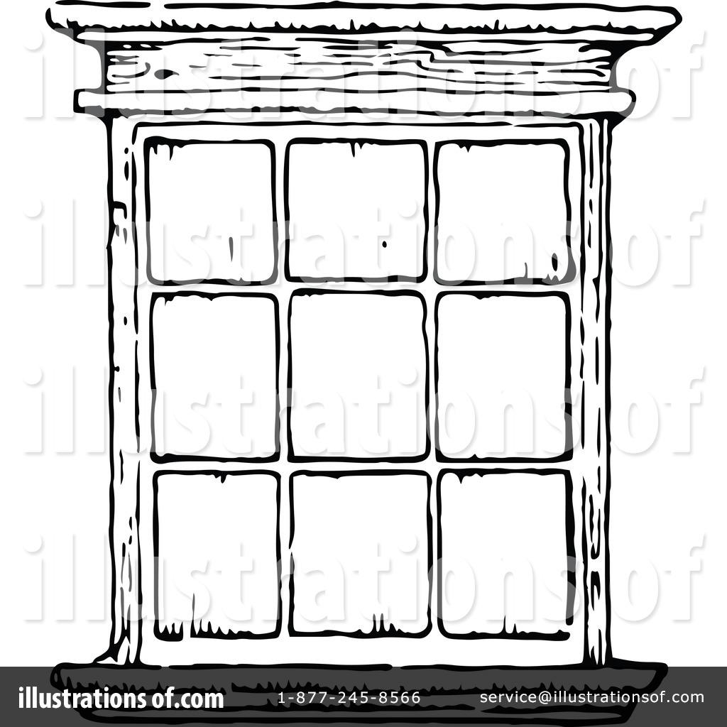 Windows clip art pictures. Win clipart vintage window