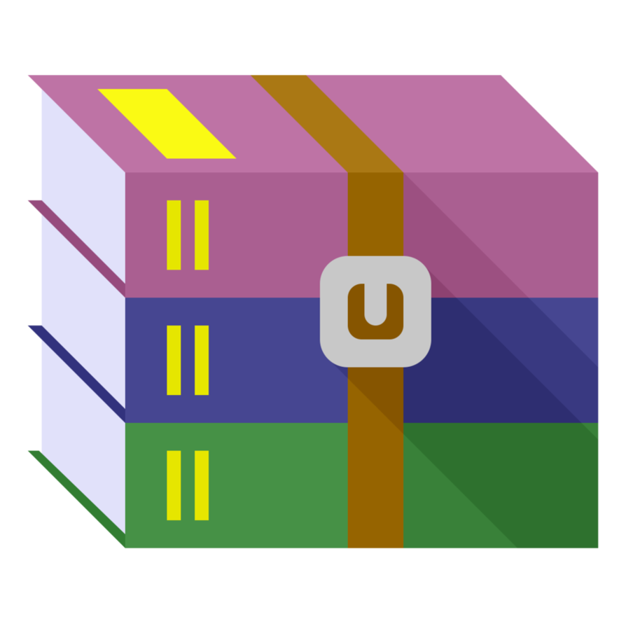 Png to icon windows 10. Winrar type art style