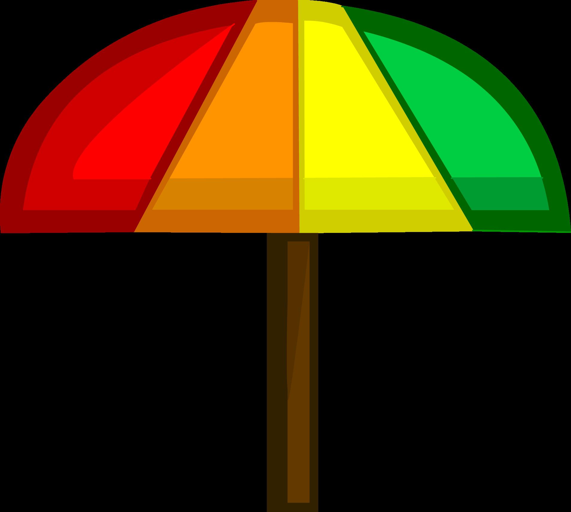 Image umbrela open body. Win clipart window shades