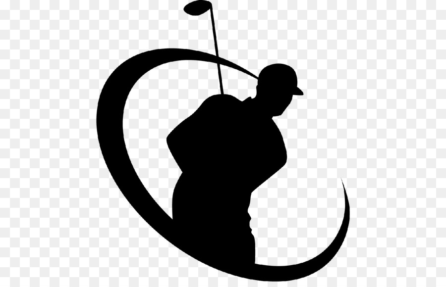 Win clipart wood. Golf background silhouette