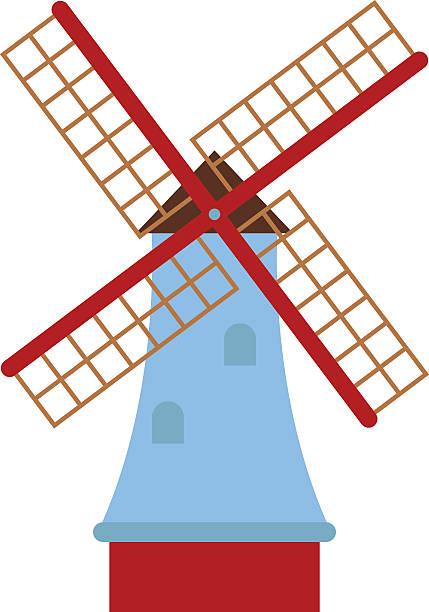 Station . Windmill clipart