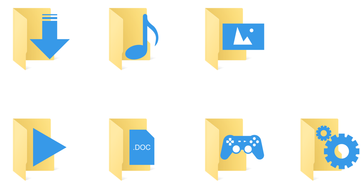 Windows 10 icon png. Custom icons by thepi
