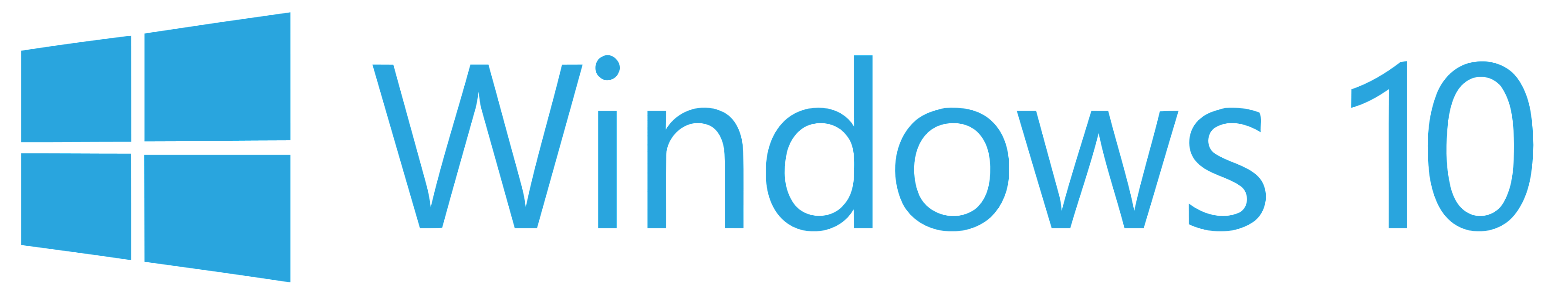 Windows 10 logo png. Microsoft surface featured brand