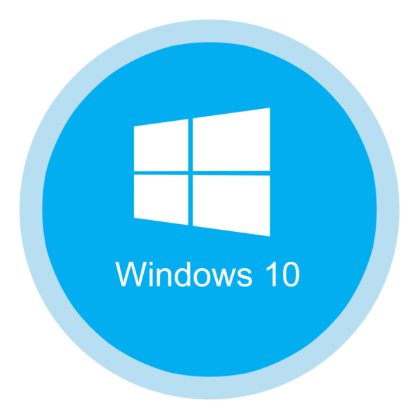 Microsoft enterprise e trusted. Windows 10 logo png