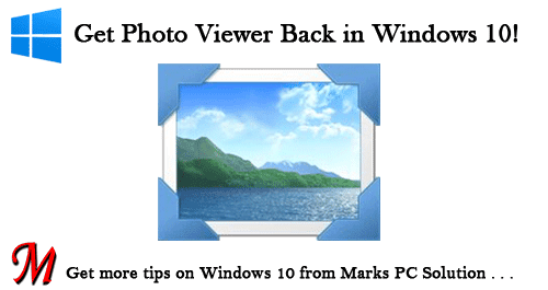 Get photo back in. Windows 10 png viewer