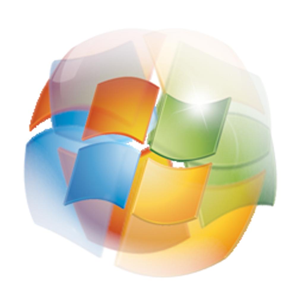 Windows 7 png. Logo win